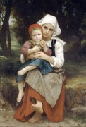 William Bouguereau_1871_Breton Brother and Sister.jpg